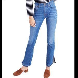 Madewell Cali Demi Bootcut Jeans